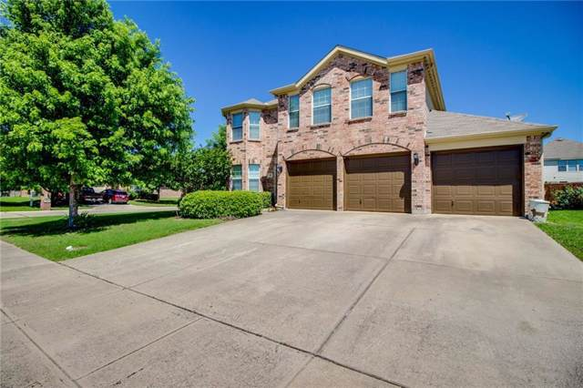 101 Sunburst Drive, Waxahachie, TX 75165 (MLS #14140823) :: Kimberly Davis & Associates