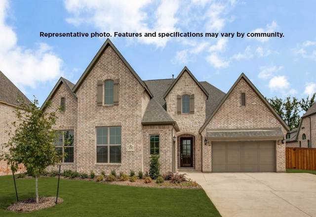 3870 Ladera Heights Boulevard, Frisco, TX 75034 (MLS #14140852) :: The Star Team | JP & Associates Realtors