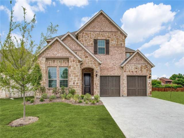 3905 Bentgrass Road, Plano, TX 75023 (MLS #14140856) :: The Star Team | JP & Associates Realtors