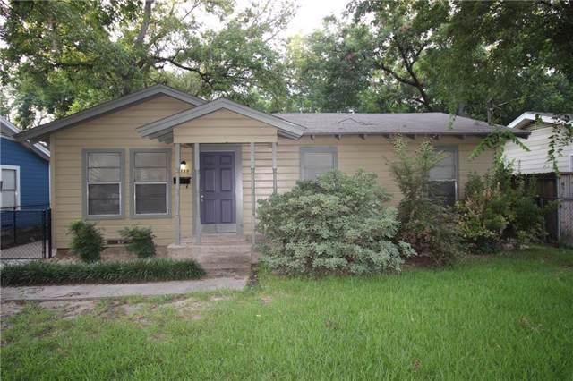 8739 Wadlington Avenue, Dallas, TX 75217 (MLS #14140857) :: All Cities Realty