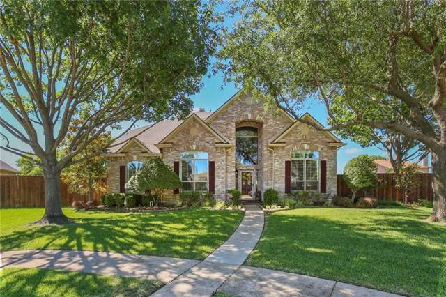 9022 Golden Pond Drive, Rowlett, TX 75089 (MLS #14140864) :: RE/MAX Town & Country