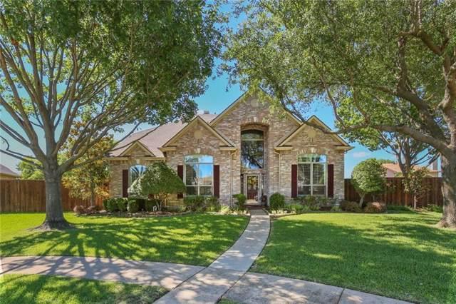 9022 Golden Pond Drive, Rowlett, TX 75089 (MLS #14140864) :: The Rhodes Team