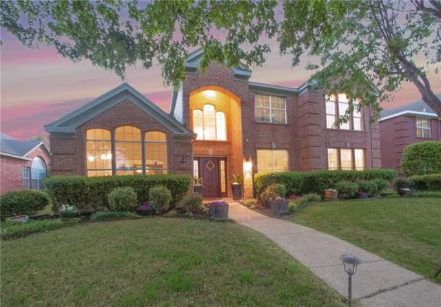 2717 Wickham Court, Plano, TX 75093 (MLS #14140869) :: Lynn Wilson with Keller Williams DFW/Southlake