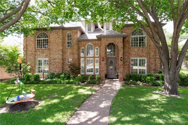 2681 Orchid Drive, Richardson, TX 75082 (MLS #14140880) :: RE/MAX Town & Country