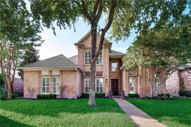 6707 Genstar Lane, Dallas, TX 75252 (MLS #14140881) :: RE/MAX Town & Country