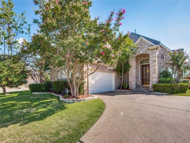 10313 Waters Court, Irving, TX 75063 (MLS #14140885) :: Lynn Wilson with Keller Williams DFW/Southlake