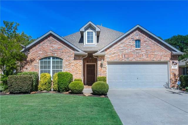 527 Chapel Creek, Lake Dallas, TX 75065 (MLS #14140887) :: The Real Estate Station