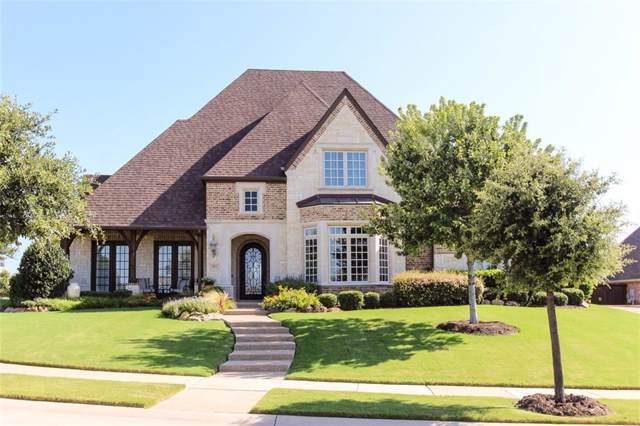 2801 Merlins Rock Lane, Lewisville, TX 75056 (MLS #14140895) :: Kimberly Davis & Associates