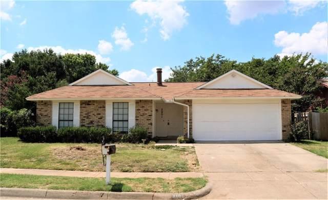 3901 Seven Gables Street, Fort Worth, TX 76133 (MLS #14140903) :: RE/MAX Landmark
