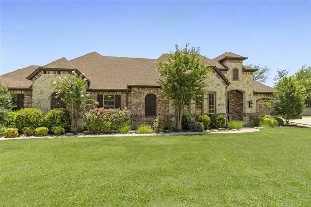 1509 Hidden Springs Road, Decatur, TX 76234 (MLS #14140909) :: RE/MAX Town & Country