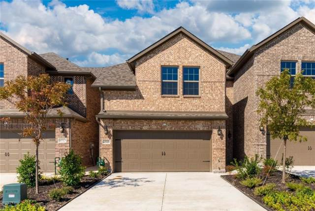 544 Sequoia Street, Allen, TX 75002 (MLS #14140913) :: Frankie Arthur Real Estate