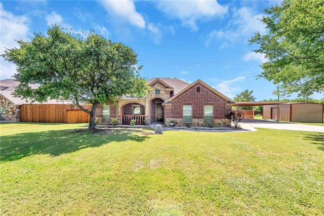 5618 Herkes Court, Fort Worth, TX 76126 (MLS #14140924) :: Baldree Home Team
