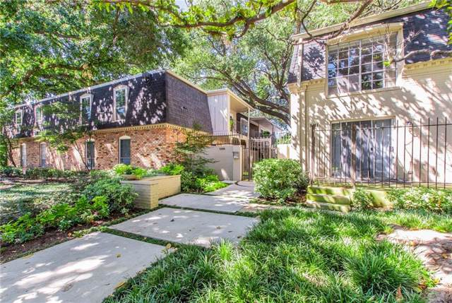 5305 Fleetwood Oaks Avenue #275, Dallas, TX 75235 (MLS #14140929) :: HergGroup Dallas-Fort Worth