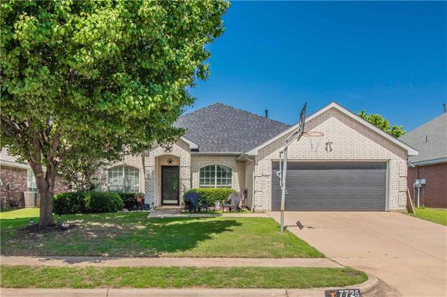 7725 Cypress Club Drive, Fort Worth, TX 76137 (MLS #14140933) :: All Cities Realty