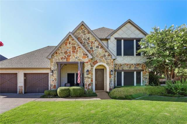 1302 Lake Meadow Drive, Mansfield, TX 76063 (MLS #14140939) :: Kimberly Davis & Associates