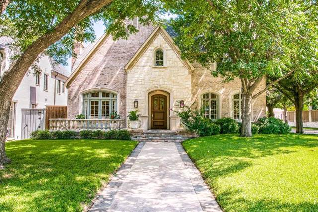 2900 Stanford Avenue, University Park, TX 75225 (MLS #14140953) :: Robbins Real Estate Group