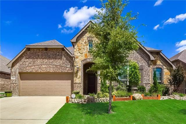 804 Star Grass Drive, Mansfield, TX 76063 (MLS #14140965) :: All Cities Realty
