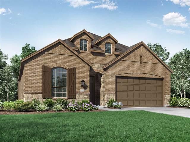 2512 Prairie Trail Avenue, Aubrey, TX 76227 (MLS #14140993) :: Real Estate By Design