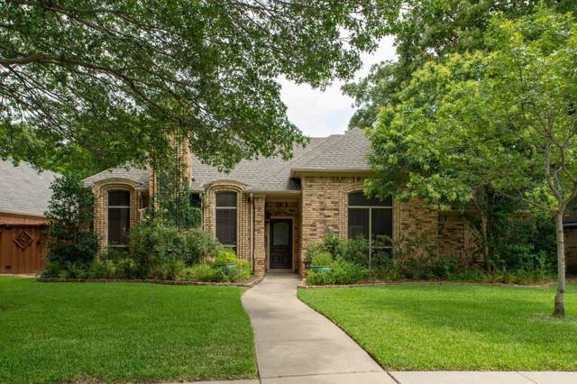 2904 Ridgerow Drive, Grapevine, TX 76051 (MLS #14140995) :: All Cities Realty