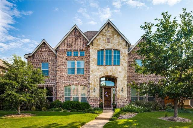 1013 Burnet Drive, Allen, TX 75002 (MLS #14141006) :: RE/MAX Town & Country