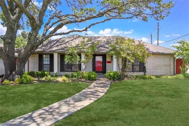 9247 Moss Farm Lane, Dallas, TX 75243 (MLS #14141008) :: The Mitchell Group