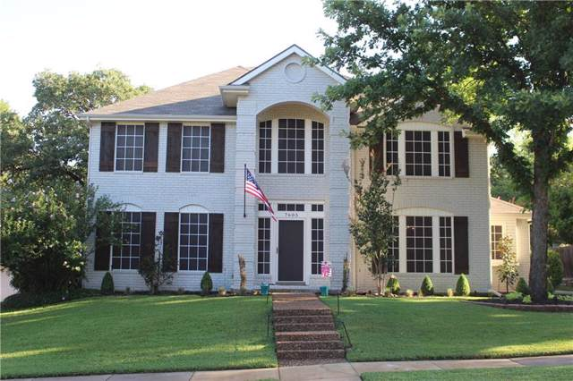 7605 Oak Knoll Drive, North Richland Hills, TX 76182 (MLS #14141030) :: Vibrant Real Estate