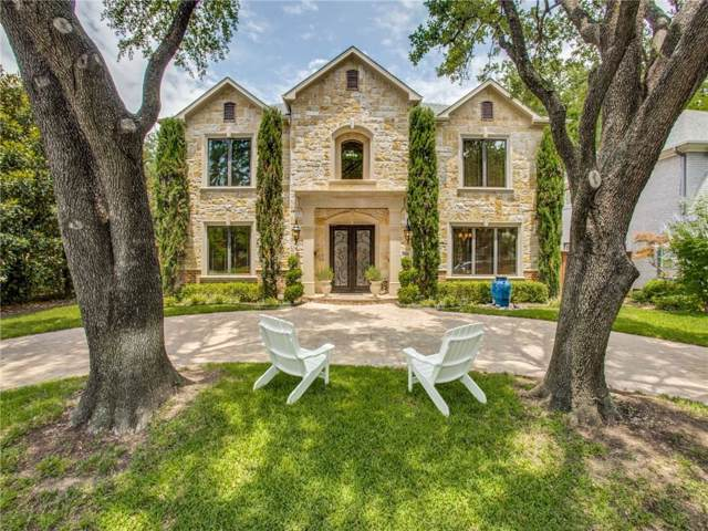 3328 Lovers Lane, University Park, TX 75225 (MLS #14141034) :: Lynn Wilson with Keller Williams DFW/Southlake
