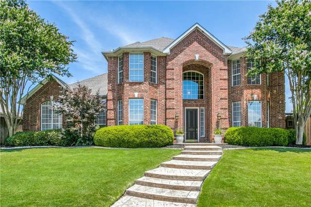 3801 Lakedale Drive, Plano, TX 75025 (MLS #14141043) :: Hargrove Realty Group