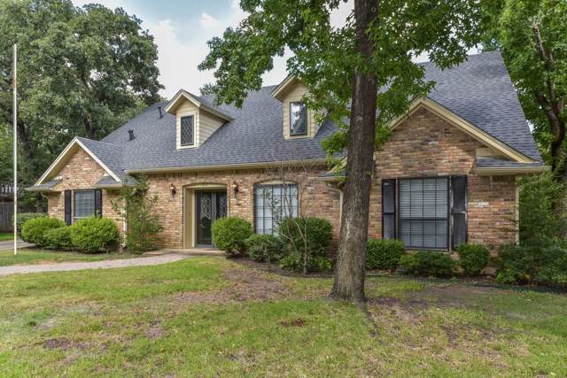 2101 Bancroft Court, Arlington, TX 76017 (MLS #14141062) :: RE/MAX Town & Country