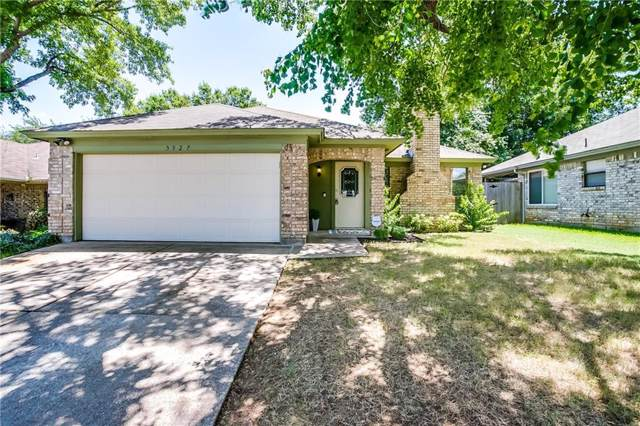 5927 Sterling Green Trail, Arlington, TX 76017 (MLS #14141066) :: RE/MAX Town & Country