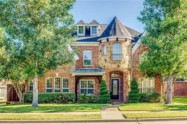 1462 Coldstone Drive, Frisco, TX 75034 (MLS #14141084) :: RE/MAX Town & Country