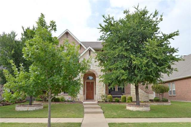 3212 Clearfork Trail, Frisco, TX 75034 (MLS #14141087) :: The Star Team | JP & Associates Realtors