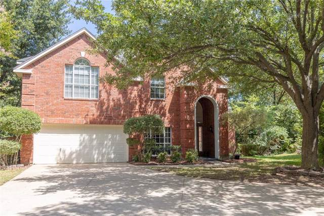 4333 Hazy Meadow Lane, Grapevine, TX 76051 (MLS #14141095) :: Baldree Home Team