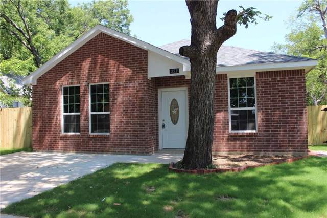 299 E Willingham Street, Cleburne, TX 76031 (MLS #14141099) :: RE/MAX Pinnacle Group REALTORS