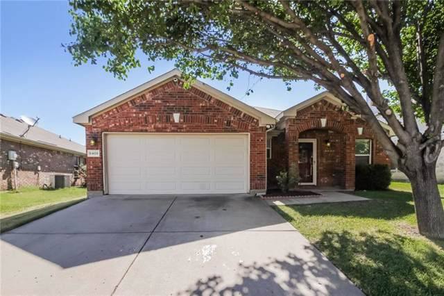 5408 Presidio Drive, Grand Prairie, TX 75052 (MLS #14141108) :: RE/MAX Town & Country