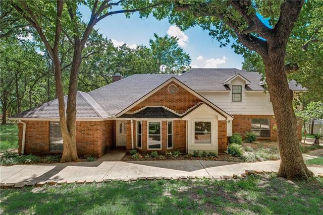 1012 Remington Court, Argyle, TX 76226 (MLS #14141122) :: All Cities Realty