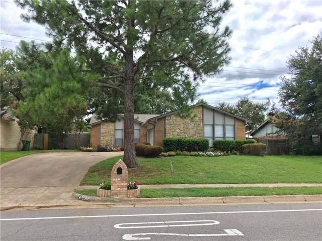 2804 Cummings Drive, Bedford, TX 76021 (MLS #14141128) :: RE/MAX Town & Country