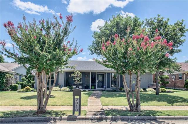 2010 Village Crest Drive, Garland, TX 75044 (MLS #14141141) :: RE/MAX Town & Country
