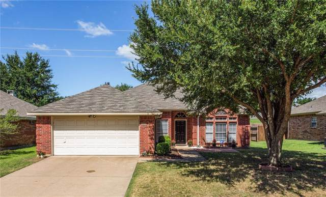2008 Kenny Court, Lewisville, TX 75067 (MLS #14141147) :: Lynn Wilson with Keller Williams DFW/Southlake