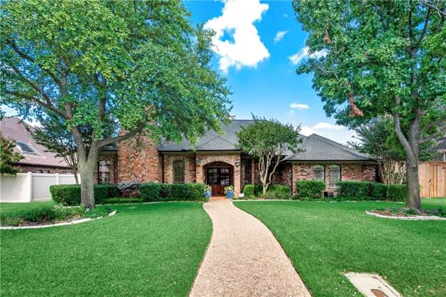 4054 Villa Grove Drive, Dallas, TX 75287 (MLS #14141150) :: RE/MAX Town & Country