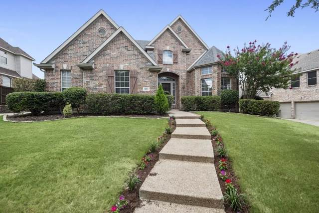 8117 Stonehill Drive, Plano, TX 75025 (MLS #14141155) :: RE/MAX Town & Country
