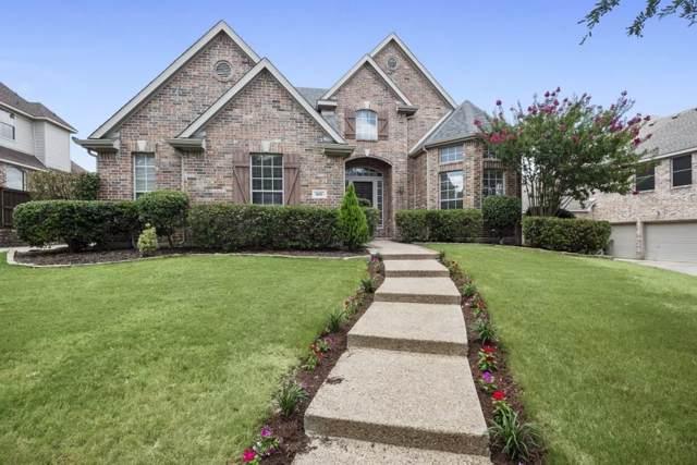 8117 Stonehill Drive, Plano, TX 75025 (MLS #14141155) :: The Star Team | JP & Associates Realtors