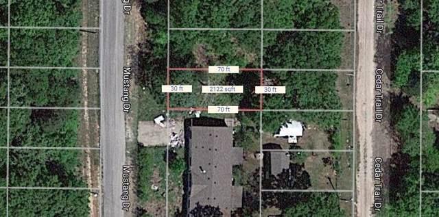 Lot 547 Mustang Drive, Mabank, TX 75156 (MLS #14141159) :: Kimberly Davis & Associates