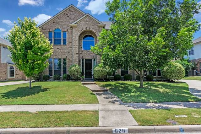 628 Laredo Drive, Murphy, TX 75094 (MLS #14141162) :: Lynn Wilson with Keller Williams DFW/Southlake