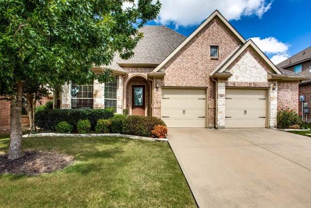 921 Mangrove Drive, Fate, TX 75087 (MLS #14141165) :: Roberts Real Estate Group