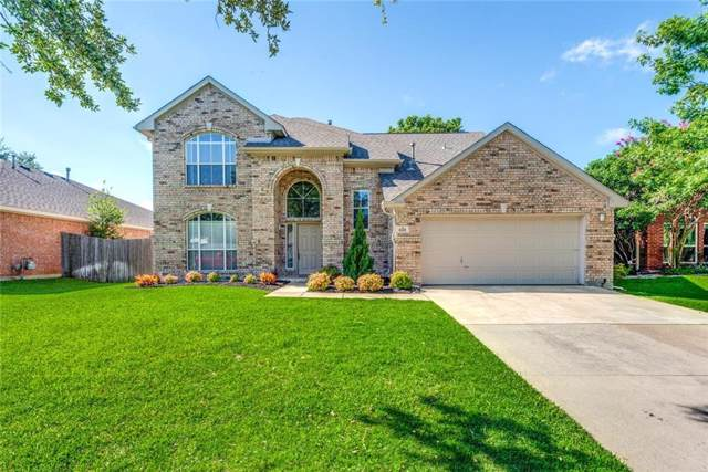 620 Cardinal Lane, Keller, TX 76248 (MLS #14141168) :: Lynn Wilson with Keller Williams DFW/Southlake