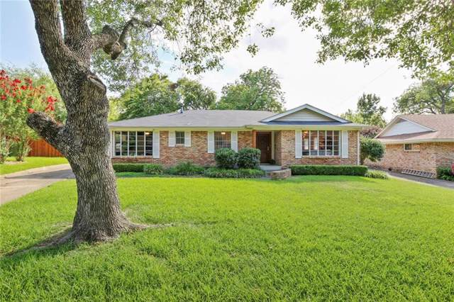 2365 Fenestra Drive, Dallas, TX 75228 (MLS #14141171) :: Lynn Wilson with Keller Williams DFW/Southlake