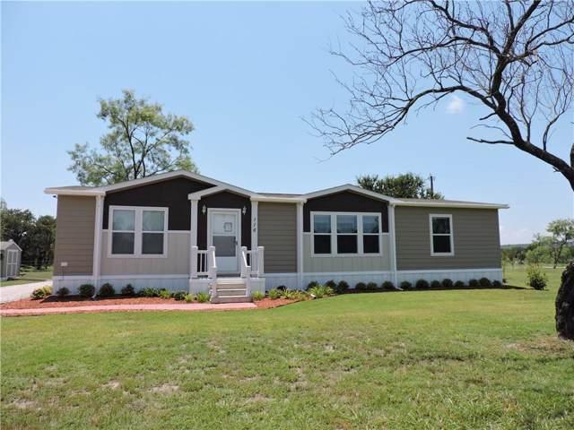 116 Sleepy Meadow, Runaway Bay, TX 76426 (MLS #14141180) :: Ann Carr Real Estate