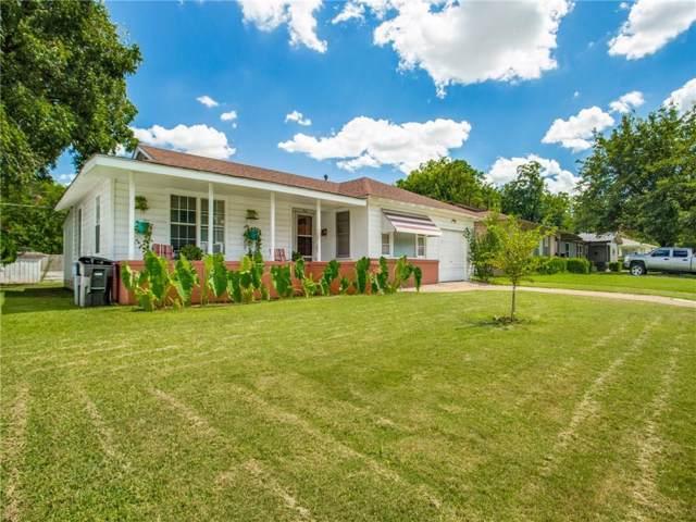 932 E Gambrell Street, Fort Worth, TX 76115 (MLS #14141190) :: Lynn Wilson with Keller Williams DFW/Southlake