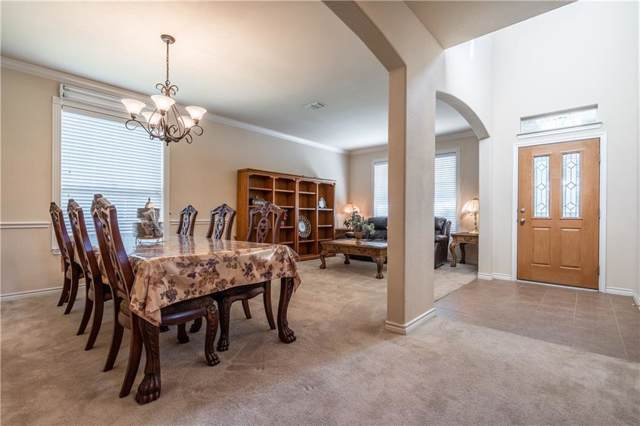 743 Marina Vista Drive, Lewisville, TX 75056 (MLS #14141192) :: RE/MAX Town & Country